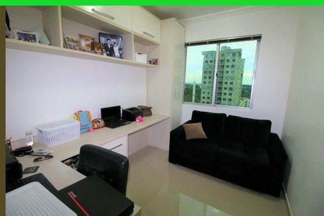 Condomínio weekend Club Ponta Negra Apartamento 3 Quartos - Foto 16