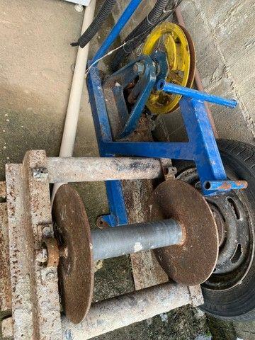Elevador  de construção  - Foto 4