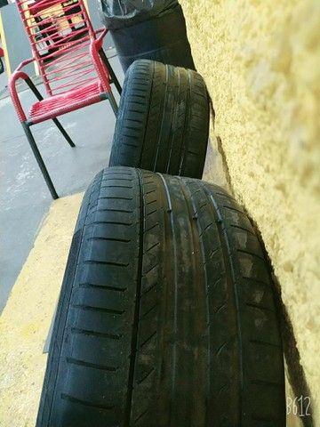 Vendo urgente rodas e pneus aro 17  - Foto 3