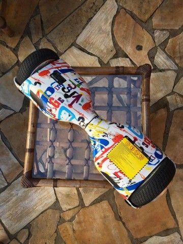 Hoverboard, toca música via bluetooth - Foto 2