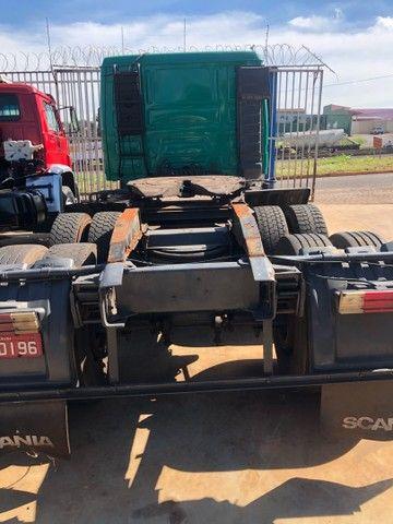 Caminhão scania 112hw 360 cavalo truck 6x2 - Foto 5