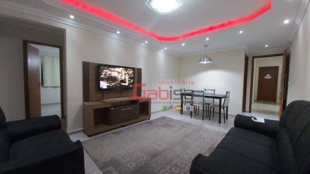 Apartamento com 3 dormitórios à venda, 90 m² por R$ 300.000,00 - Baixo Grande - São Pedro