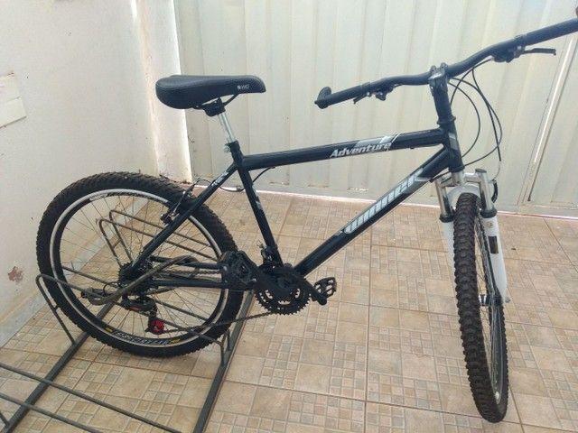 Vendo bicicleta 21 marchas super nova - Foto 6