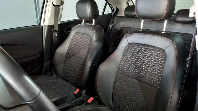 Chevrolet ONIX 1.4 MPFI LTZ 8V FLEX 4P MEC - Foto 11