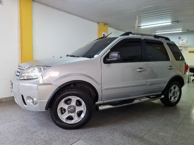 Ford Ecosport 1.6 XLT Completo GNV  - Foto 9