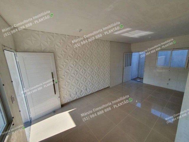 Sobrados 2 Dormitórios Excelente Padrão Construtivo Santa Cruz Gravataí! - Foto 16