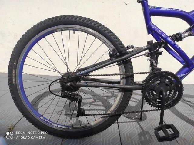 Bicicleta Status Fullsion Aro 26 - Foto 2
