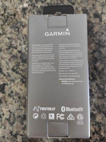 Relógio Garmin Vivoactive 3 Branco - Foto 5