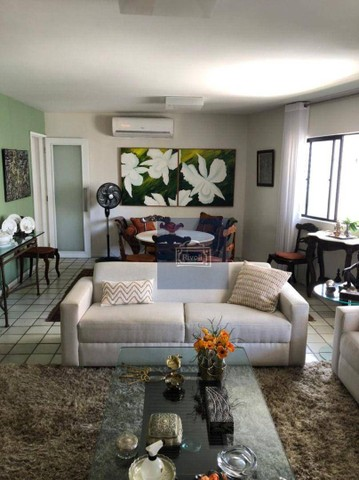 Apartamento com 2 dormitórios para alugar, 152 m² por R$ 660.000,00/mês - Boa Viagem - Rec - Foto 9
