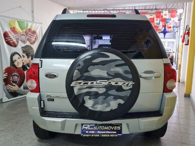 Ford Ecosport 1.6 XLT Completo GNV  - Foto 6