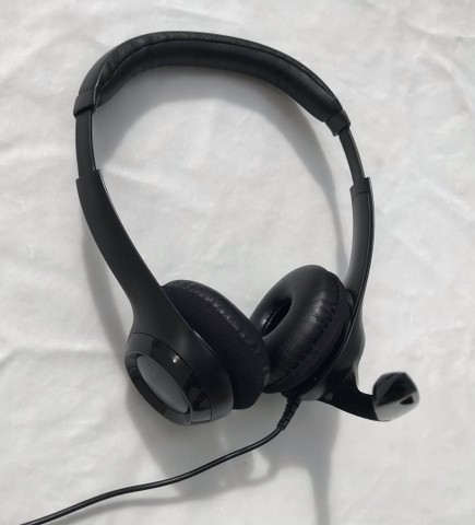 Headset / Fone Ouvido Logitech H390 Usb Com Microfone - Foto 3