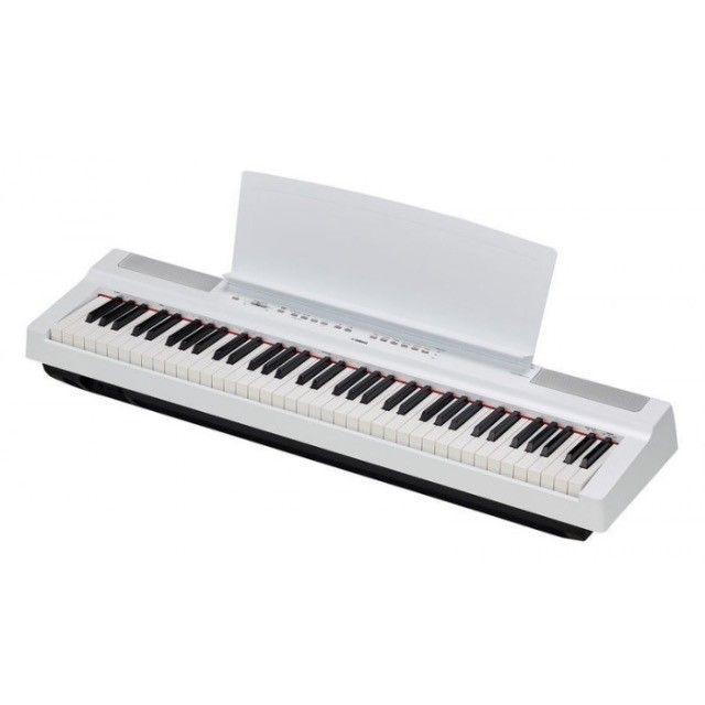 Piano Digital Yamaha Branco