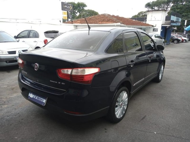 Fiat Grand Siena Essence 1.6 16v 2013 Flex - Foto 6