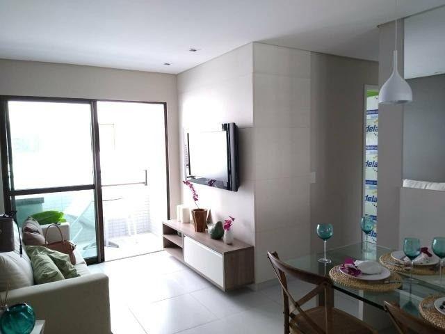 EK   Venha conhecer 03 quartos no Barro - José Rufino - Edf. Alameda Park - Foto 12