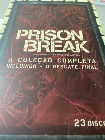 Box Prison Break Série Completa em DVD - Foto 2