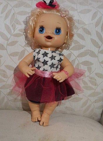Boneca Baby Aluve