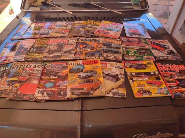 Revistas opala e Cia e antigos em geral - Foto 4