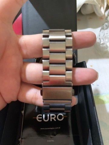 Relógio euro NOVO  - Foto 4