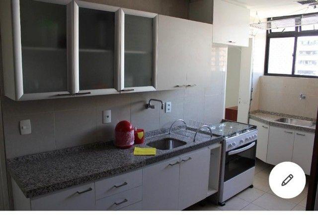 Lindo Apartamento, vista mar, com 158m² a 150m da Abolição, com 3 suítes. - Foto 10