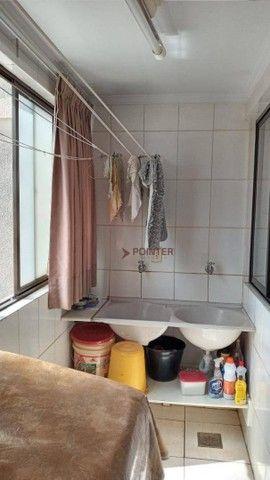 Apartamento com 3 dormitórios à venda, 94 m² por R$ 330.000,00 - Setor Pedro Ludovico - Go - Foto 6