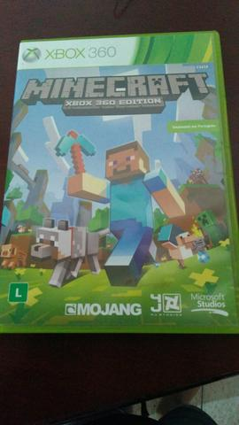 Cd minecraft original - xbox 360