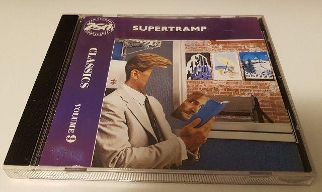 Cd Supertramp Classics Volume 9 - Importado