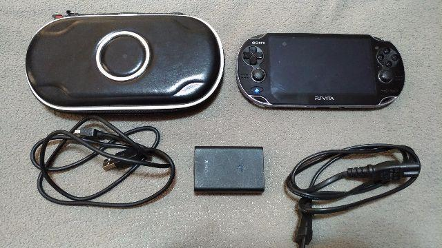 Playstation Vita + 8 jogos + 4GB + Case * uncharted ps psvita