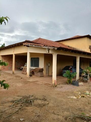 Vende-se casa de alvenaria 2 pisos com lage Zona Sul Jd Eldorado