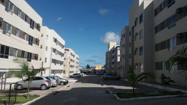 Apartamento em Pajuçara com 2 Quartos, pelo Programa MCMV, Condomínio Florais do Brasil