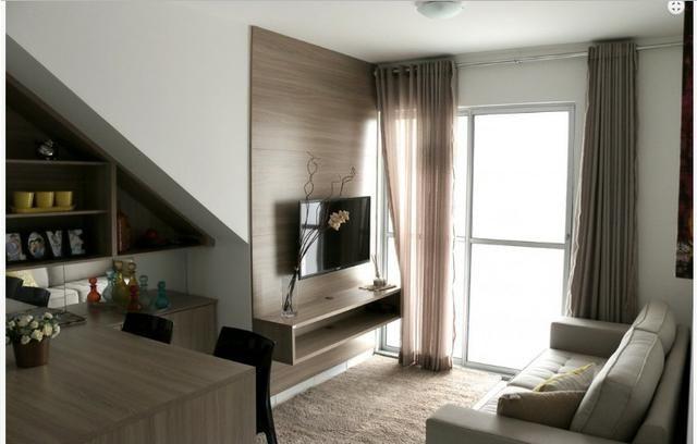 Alugo apartamento no Residencial Milano 2, com 2 quartos