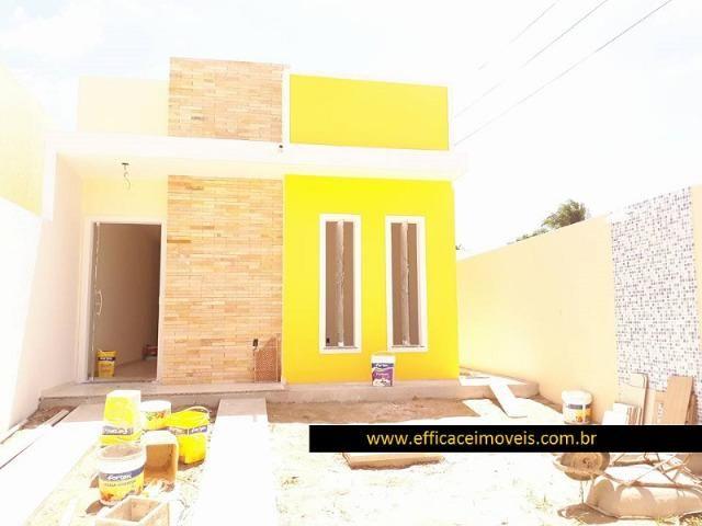 Casa pronta para morar com laudo Caixa - Última unidade