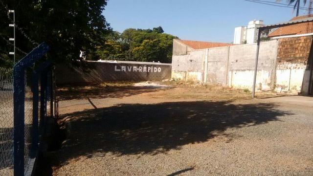Terreno (alugado para lava rápido), muito bem localizado em Cosmópolis-SP. (TE0022) - Foto 4
