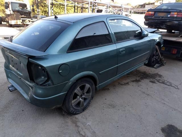 GM Astra 1.8 Gls 1999 2 Portas Sucata Em Peças Acessorios Lataria Motor Cambio