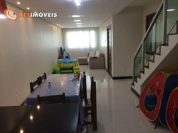 Casa à venda com 3 dormitórios em Serrano, Belo horizonte cod:355084 - Foto 3