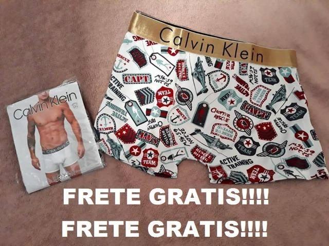 50b2a17f3ecfcd Cuecas Calvin Klein kit atacado aceitamos cartões - Roupas e ...