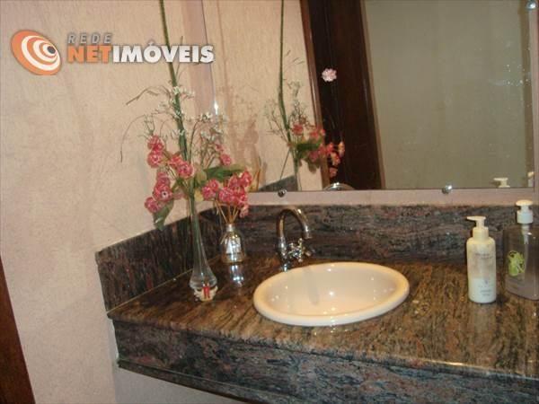 Casa à venda com 4 dormitórios em Serrano, Belo horizonte cod:534210 - Foto 6