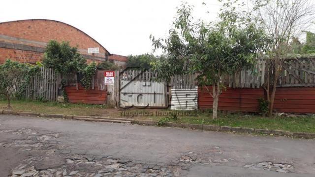 Terreno à venda em Vicentina, São leopoldo cod:2970