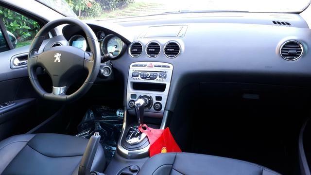 408 Griffe 1.6 Turbo AUT 2015/15 e Placa Mercosul - Foto 19