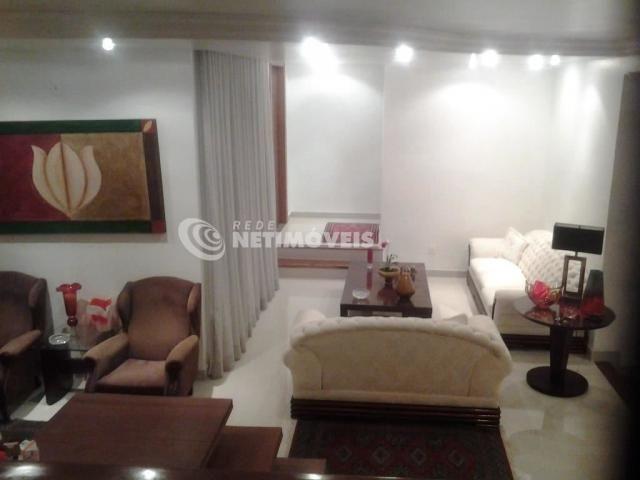 Casa à venda com 4 dormitórios em Caiçaras, Belo horizonte cod:619465 - Foto 4