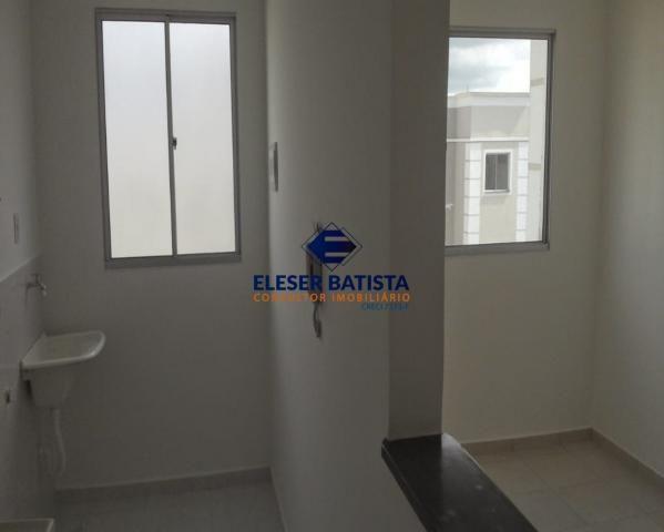 Apartamento à venda com 2 dormitórios em Villa floratta, Serra cod:AP00120 - Foto 2