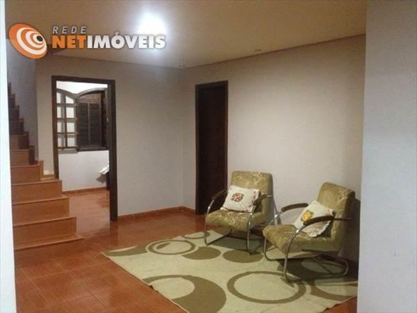 Casa à venda com 4 dormitórios em Jardim alvorada, Belo horizonte cod:476299