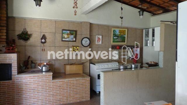 Casa à venda com 5 dormitórios em Serrano, Belo horizonte cod:706646 - Foto 15