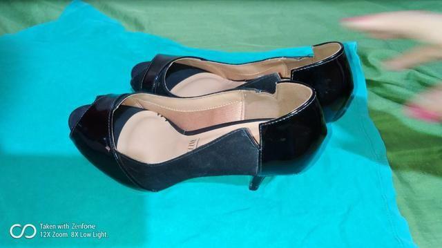 13a29ec5f1 Salto alto Vizzano tamanho 37 - Roupas e calçados - Res Deputado M ...
