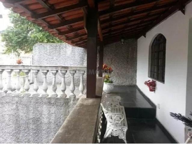 Casa à venda com 4 dormitórios em Alípio de melo, Belo horizonte cod:448488 - Foto 2