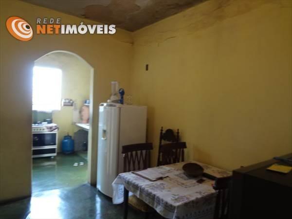 Casa à venda com 3 dormitórios em São salvador, Belo horizonte cod:531621 - Foto 5