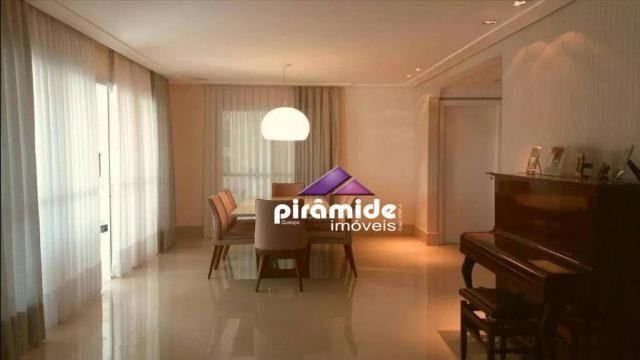 Apartamento com 4 dormitórios à venda, 259 m² por R$ 1.695.000,00 - Jardim das Colinas - S