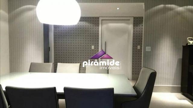Apartamento com 4 dormitórios à venda, 259 m² por R$ 1.695.000,00 - Jardim das Colinas - S - Foto 4