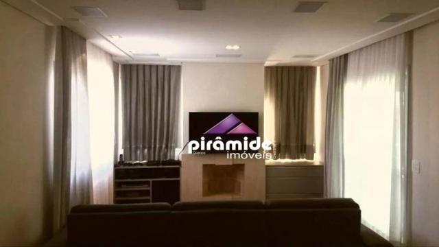 Apartamento com 4 dormitórios à venda, 259 m² por R$ 1.695.000,00 - Jardim das Colinas - S - Foto 3
