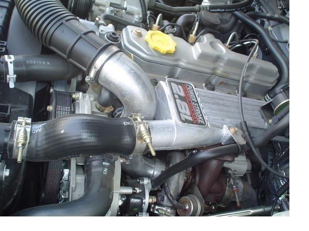 Motor Power Stroke 2.8 Turbo Intercooler - F1000 Ranger S10 Blazer Troller Van Splinter - Foto 2