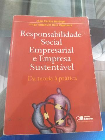 Livro Responsabilidade Social Empresarial e Empresa Sustentável